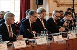 EU tăng cường kiểm soát biên giới chống khủng bố