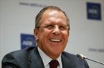 Ngoại trưởng Lavrov đề cao quan hệ chiến lược toàn diện Nga-Việt