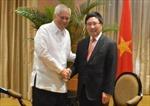 Thông cáo về chuyến thăm Philippines của Phó Thủ tướng Phạm Bình Minh