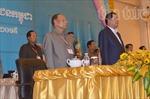 Đảng CPP Campuchia tổ chức đại hội bất thường