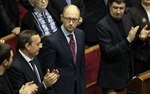 Kiev né tránh đàm phán Nhóm tiếp xúc về Ukraine
