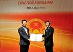 Khai trương Văn phòng Tổng lãnh sự danh dự Việt Nam tại Hàn Quốc