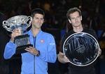 Djokovic vô địch Giải Austraylia mở rộng