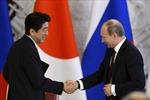 Nhật, Nga chuẩn bị cho chuyến thăm của ông Putin