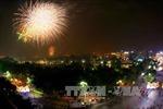 Hà Nội bắn pháo hoa 31 điểm chào năm mới Ất Mùi