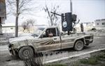 IS rút khỏi ngoại ô Kobane