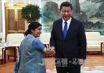 Quan hệ Trung-Nga, Trung-Ấn vào giai đoạn phát triển mới