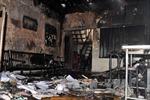 Cháy lớn thiêu rụi nhà 2 tầng trong hẻm