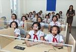 Nhiều quận, huyện Hà Nội hoàn thành xây trường chuẩn quốc gia