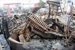 Cháy nổ tàu du lịch gây ảnh hưởng xấu thương hiệu Vịnh Hạ Long