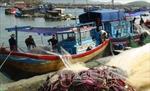 Tặng thiết bị trạm bờ cho ngư dân Quảng Nam