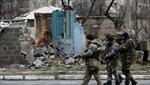Nga ủng hộ ngừng bắn tạm thời ở Debaltsevo