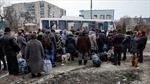 Đạt thỏa thuận lập hàng lang nhân đạo tại Debaltsevo