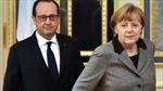 Lãnh đạo Đức, Pháp tới Nga bàn khủng hoảng Ukraine