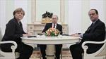 Cuộc gặp thượng đỉnh Nga, Pháp, Đức về Ukraine