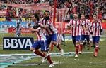 Atletico Madrid đả bại 'đại kình địch'