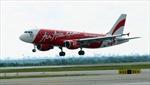 Máy bay của AirAsia quay đầu do sự cố