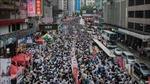 Hong Kong bắt người biểu tình chống du khách Đại lục