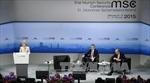 Hội nghị Munich 'nóng' với khủng hoảng Ukraine