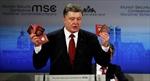 'Bằng chứng' lính Nga của ông Poroshenko bị chế giễu