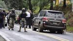 Xả súng tại Mexico, 5 người thiệt mạng