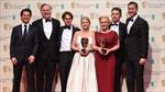 'Boyhood' tiếp tục được vinh danh tại BAFTA