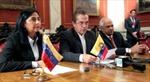 UNASUR thúc đẩy đối thoại giữa Mỹ và Venezuela