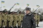 'Thế bí' của Tổng thống Ukraine Poroshenko