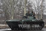 Nhóm tiếp xúc về Ukraine đạt thỏa thuận ngừng bắn