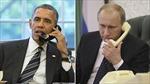 Mỹ hối thúc Nga nắm bắt cơ hội đàm phán