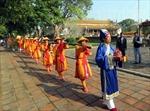 Tái hiện nghi lễ dựng nêu tại Đại Nội Huế