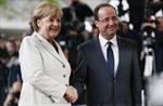 Pháp, Đức sẽ 'tìm mọi cách' chấm dứt khủng hoảng Ukraine
