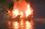 Tiền Giang: Hỏa hoạn thiêu rụi nhiều phương tiện thủy