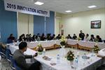 Kết nối doanh nghiệp Việt với các nhà cung ứng vệ tinh của Samsung