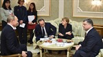 Căng thẳng 'đàm phán marathon' tại Minsk