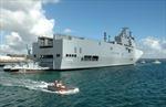 Pháp không giao tàu Mistral, EU vẫn áp 'danh sách đen' chống Nga