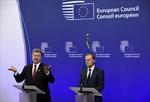 Ukraine và Hy Lạp làm nóng hội nghị EU