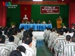 558 phạm nhân ở Quảng Bình được giảm hạn tù