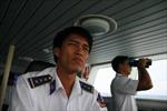 Những thuyền trưởng 8X đầy bản lĩnh của Cảnh sát biển Việt Nam
