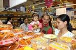 TPHCM: Sôi động thị trường ngày giáp Tết