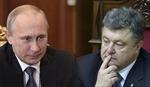 Putin gửi thông điệp mạnh mẽ tới Poroshenko