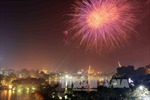 Tưng bừng đón năm mới trên mọi miền đất nước