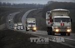 Chuyến hàng viện trợ đầu tiên của LHQ đến miền Đông Ukraine