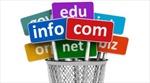 Internet phát triển lên đến 284 triệu tên miền