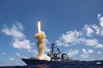 Mỹ thử tên lửa đạn đạo thuộc hệ thống Aegis