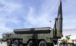 Nga đàm phán xuất khẩu tên lửa Iskander-E