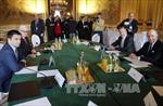 Nga, Pháp, Đức ghi nhận tiến triển tại cuộc gặp Normandy