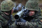 Litva định tái áp dụng nhập ngũ bắt buộc