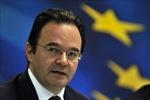Cựu Bộ trưởng Tài chính Hy Lạp phải hầu tòa