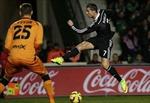 Cristiano Ronaldo lọt vào tốp 3 ghi bàn của Real Madrid